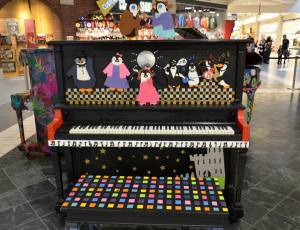 Pianos on Parade