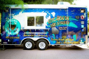 Kitchen on the Street's Food Truck